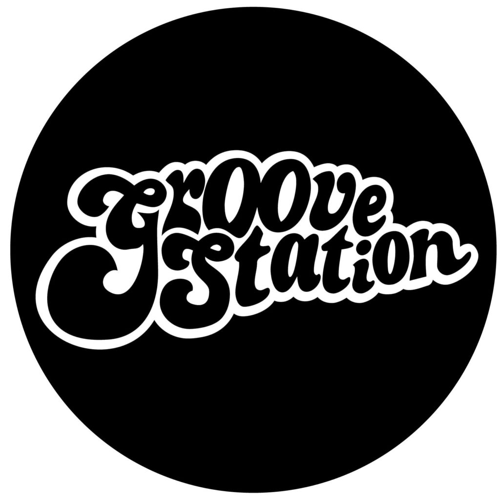 Logo GrooveStation Dresden bei movingtexts